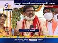 BJP leader Payal Shankar son's marriage held very simple in Adilabad