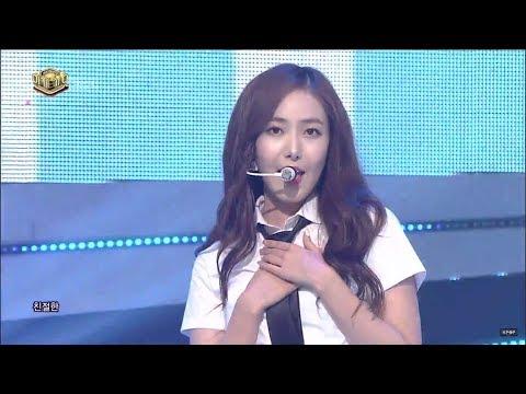 《AMAZING》 GFRIEND - LOVE WHISPER at Inkigayo 170827 (여자친구 - 귀를 기울이면)
