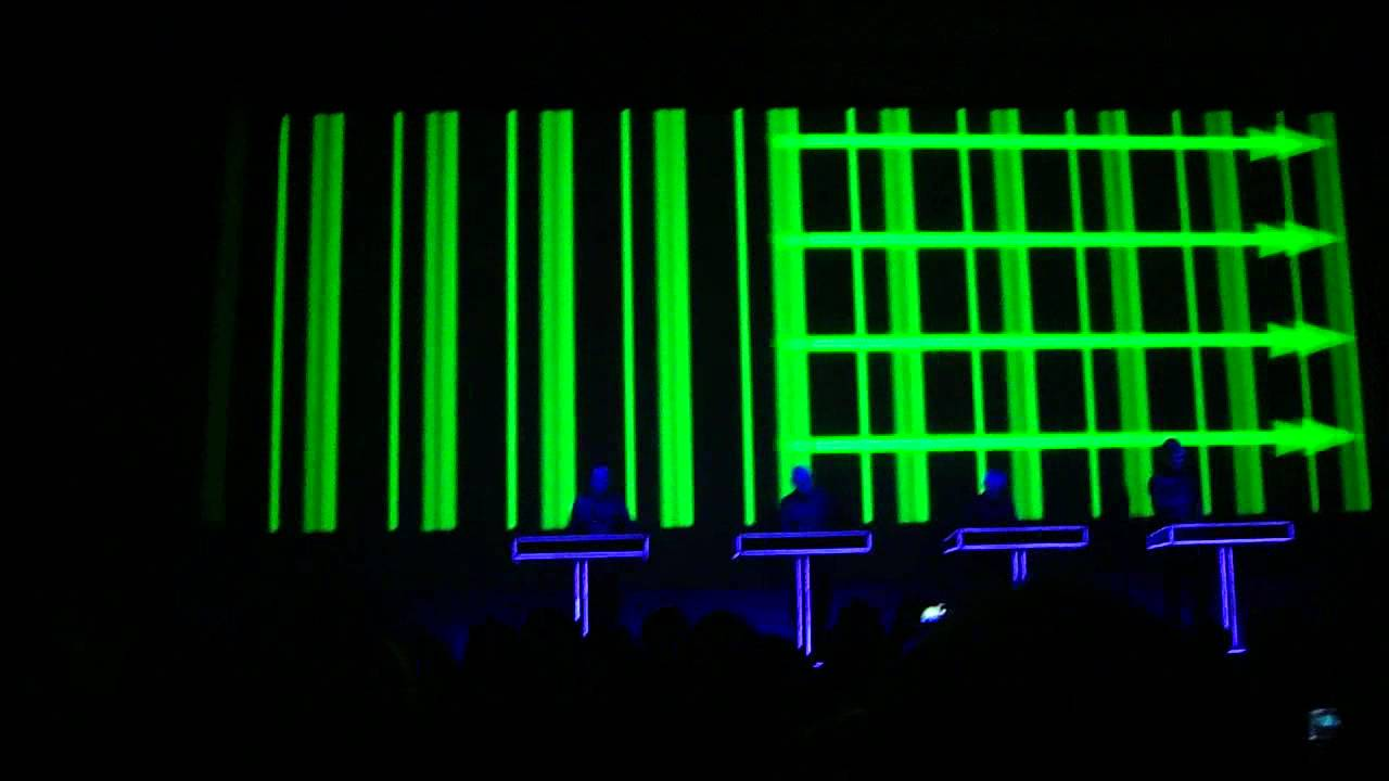 Kraftwerk 3D concert live in Munich 2011 - YouTubeKraftwerk 3d