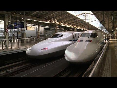 Baixar Japan's bullet train hits half century