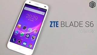 Video ZTE Blade S6 5KYTO7Rim54