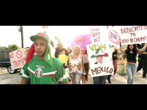 YungBlu -Letter to Donald Trump (VIDEO)