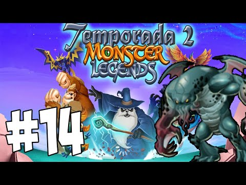 Monster Legends T2 - Capitulo 14 - Cthulhu
