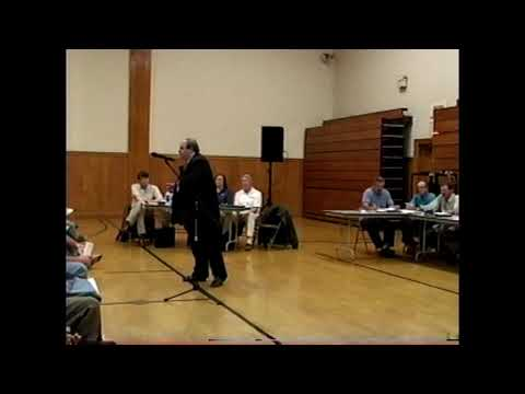 Clinton Wind Farm Hearing 9-28-05