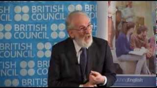 David Crystal - Will English Always Be the Global Language?