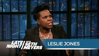 Leslie Jones on Her Twitter Trolls
