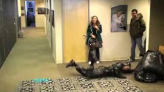Scaring Ellen's Staff with Dance!