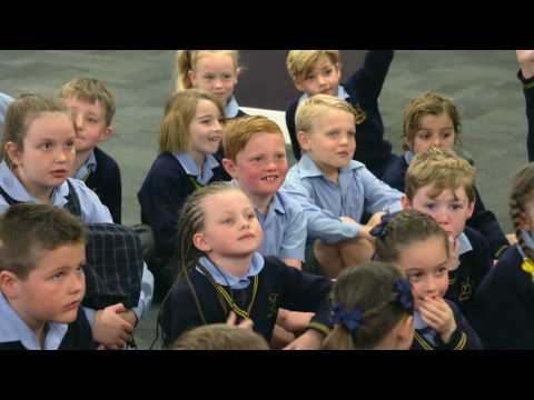 NAB Mini Legends – Charlie's Show and Tell