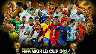 FIFA World Cup 2014 - All Goals [HD]