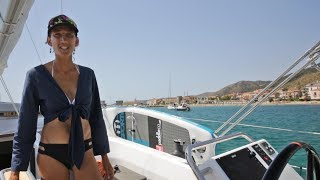 Rescuing Crocodiles in Southern Italy - Tranquilo Sailing Around the World, Ep. 24