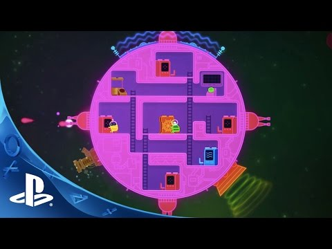 Lovers in a Dangerous Spacetime Video Screenshot 1