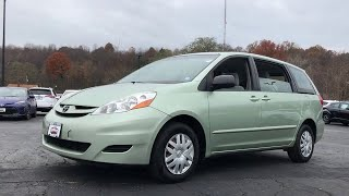 2008 Toyota Sienna Akron, Wadsworth, Canton, Barberton, Copley, OH J0154A