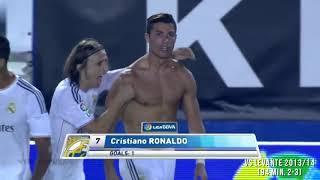 """Cristiano Ronaldo,  CR7 Những Bàn Thắng """" Lội Ngược Dòng """" Khiến Đối Thủ Tức Giận"""