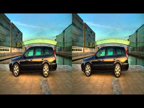 3D HDR photos CARS slidshow