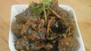 Kerala Style Mutton Chilli Fry ..