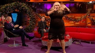 "Rebel Wilson Performs ""Push It"" By Salt N' Pepa - The Graham Norton Show: Series 16 - BBC One"