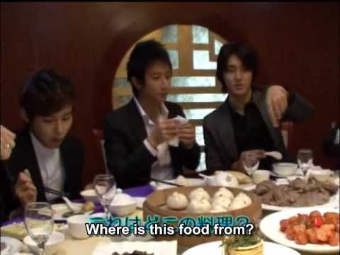 (Eng Sub) SJ-M's Chinese Lessons 1/2