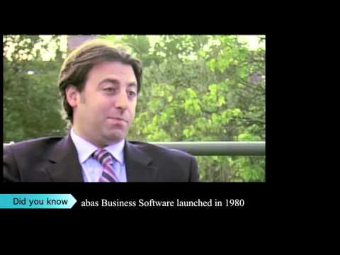 Promobility CEO Joseph Belcredi talks about abas ERP