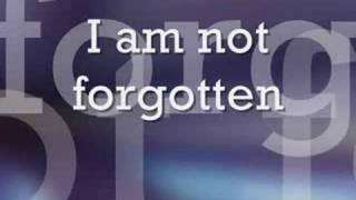 Israel - I Am Not Forgotten lyrics