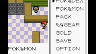 Pokémon Gold - five good glitch Trainers