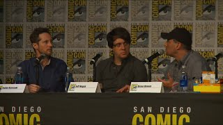 Narrative Panel - SDCC 2016 preview image