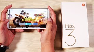 Xiaomi Mi Max 3 Unboxing and Hands On(English)