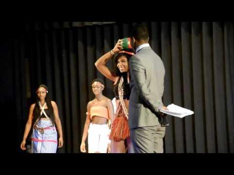 Miss Guiné-Bissau Luxemburgo 1°Edição