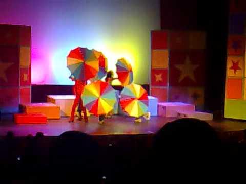 Hi-5 Colores Teatro Tronador Mar del Plata 17/01/09