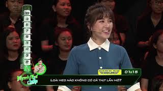 """Hari Won thừa nhận """"ST thông minh lắm""""   NHANH NHƯ CHỚP   NNC #12   15/6/2019"""