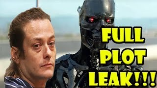 Terminator Dark Fate full plot is leaked and you are going to be disappointed!