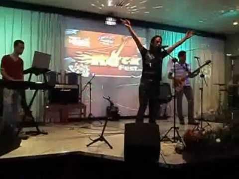 Baixar Banda Kenosis - A Ele a Gloria (Diante do Trono) Ver. Rock'n Roll