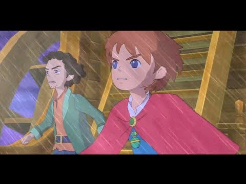 Ni No Kuni: Wrath Of The White Witch - Eye Of The Storm [36] - Smashpipe Games