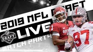 2019 NFL Draft Livestream | Live Reactions 1st Round