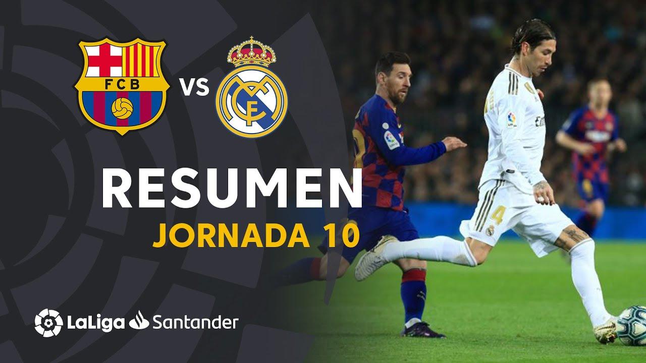 Барселона реал мадрид 3 2 сматрет поллныи матч