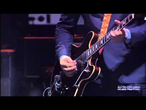 Arctic Monkeys Reckless Serenade Austin City Limits Fest 2013