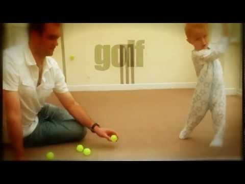 Baby is Expert in 8 Sports