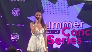Madison Beer - Full Concert - 2018-06-27 - Mall of America; Bloomington, Minnesota