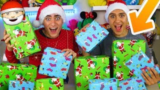 OPENING CHRISTMAS PRESENTS FROM FANS... EARLY!!