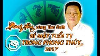 Bí Mật Phong Thủy Dành Cho Tuổi Tỵ | Phong Thuỷ TV