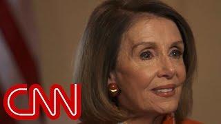 Nancy Pelosi discusses if Democrats will impeach Trump
