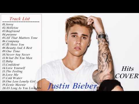 Justin Bieber Greatest Hits Full Album Cover 2017