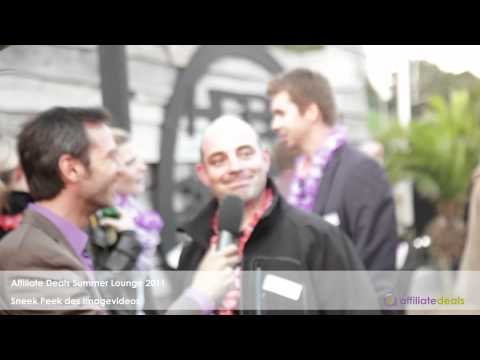 Affiliate Deals Summerlounge 2011 Teaser