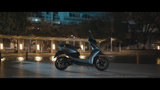 Ather 450X : le scooter électrique en images