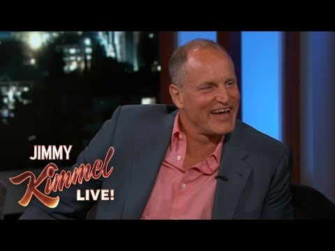 Woody Harrelson Went to College with Mike Pence