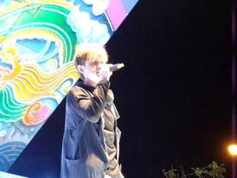 2012/12/22-台南同安夜市晚會-吳俊宏-三吋心