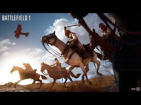 Battlefield 1 | Trailer från Gamescom 2016