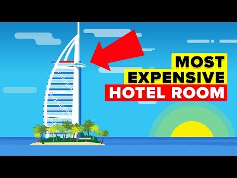 Една ноќ чини 100.000 долари: Како изгледа престојот во најскапата хотелска соба во светот