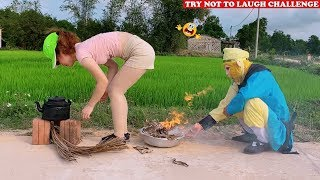 Try Not To Laugh 🤣 🤣 Top New Comedy Videos 2020 - Episode 24 | Sun Wukong