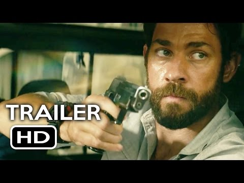 13 Hours The Secret Soldiers of Benghazi Official Trailer #1 (2016)