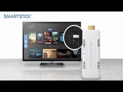 Meet SmartStick Media Center